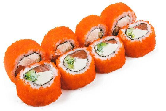 Фудзі лосось(тобіко)